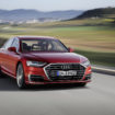 A Barcellona l'Audi svela la nuova A8: che dal 2018 strizzerà l'occhio alla guida autonoma