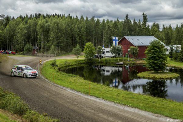 FIA WORLD RALLY CHAMPIONSHIP 2015 - WRC FINLAND