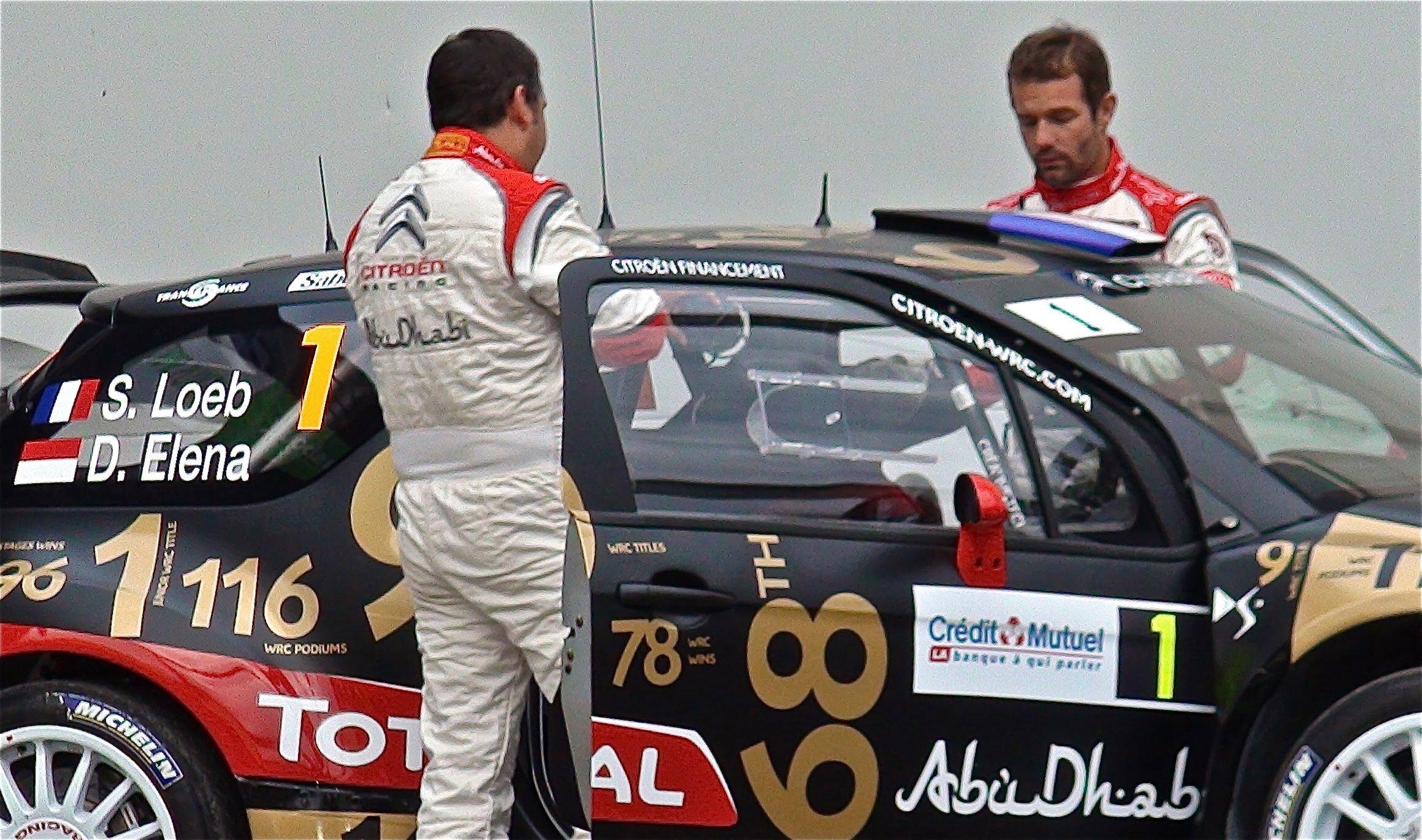 Loeb ritorna a casa Citroen, ma solo per una sessione di test