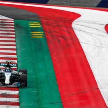 Bottas resiste al blistering e a Vettel e si prende il GP d'Austria. 3° Ricciardo