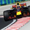 Ricciardo si prende anche le FP2 ungheresi. Risale Vettel, bene Hamilton con le Soft