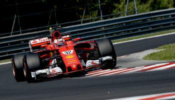 Charles Leclerc e la SF70-H si prendono il Day 1 dei test ungheresi. Domani tocca a Ghiotto e Kubica…