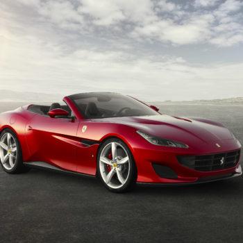 Ferrari svela l'erede della California T: ecco la Portofino, convertibile da 600 CV