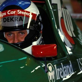 Un tassista, uno spray urticante e SPA-Francorchamps: l'alba di un fenomeno chiamato Michael Schumacher