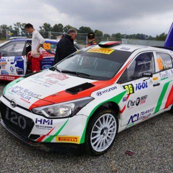 Il possibile listone dei papabili per lo slot WRC-2 in Hyundai. Quante speranze per Fabio Andolfi?