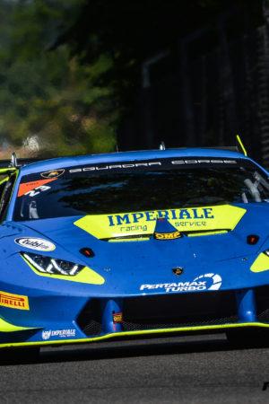 Una stagione a cavallo di un Toro: intervista a Jonathan Cecotto, leader del Lamborghini Super Trofeo