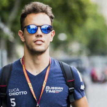 A tu per tu con Luca Ghiotto: intervista al 22enne italiano che guiderà la Williams nei test dell'Hungaroring