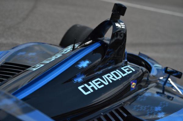 La Indy Next 2018 verniciata Chevy