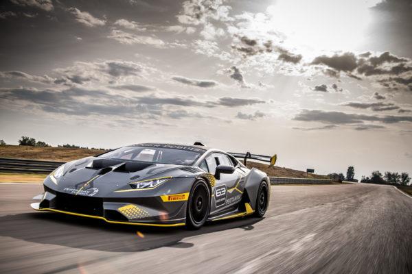 © Lamborghini Squadra Corse