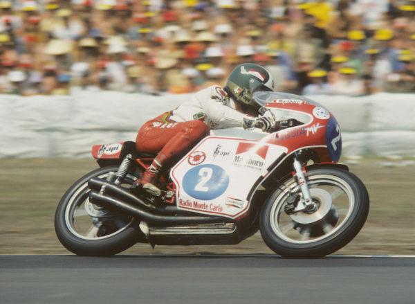 Assen 1976, classe 350