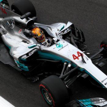 A Monza le FP1 vanno a Lewis Hamilton. Ferrari non omologa il 4° motore!