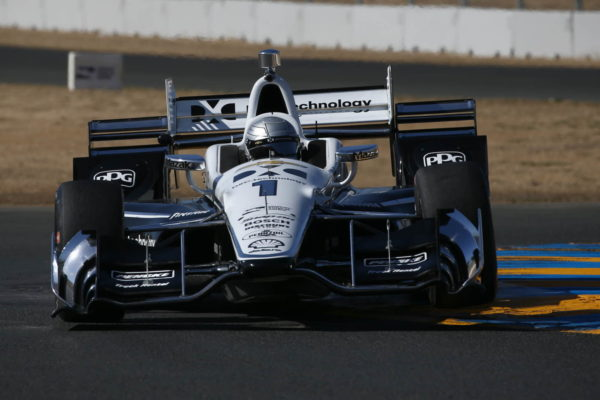 Pagenaud vince il GP di Sonoma