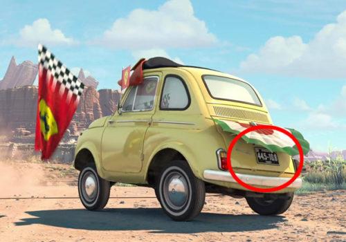 luigi-license-plate-cars-easter-eggs