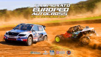 Tutti a Maggiora con Mattia Donolato: in programma Kartcross e il Campionato Europeo di Autocross!