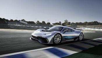 Mercedes-AMG porta un po' di F1 su strada: ecco la Project ONE, hypercar da oltre 1000 CV