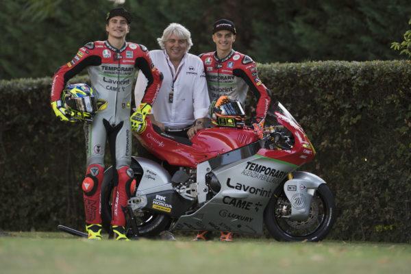 2017 Forward Racing 13 Misano GP