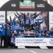 WRC-Maths: Ogier e M-Sport campioni in Galles se…