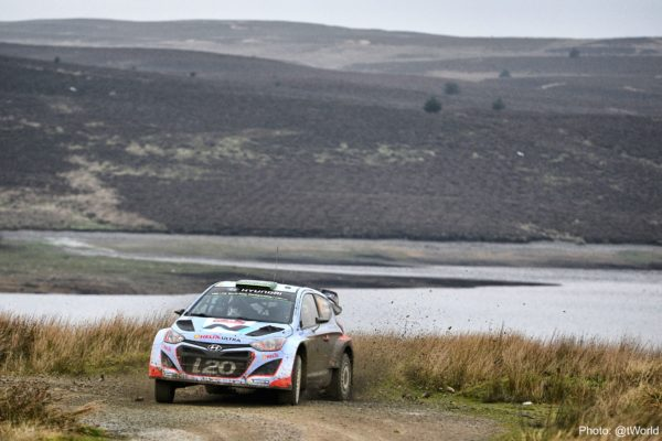 FIA WORLD RALLY CHAMPIONSHIP 2014 - Wales Rally GB