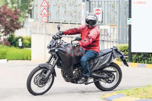 IL PROTOTIPO yAMAHA T7 SPIATO, COME SEMPRE, DA MOTORCYCLESNEWS_COM
