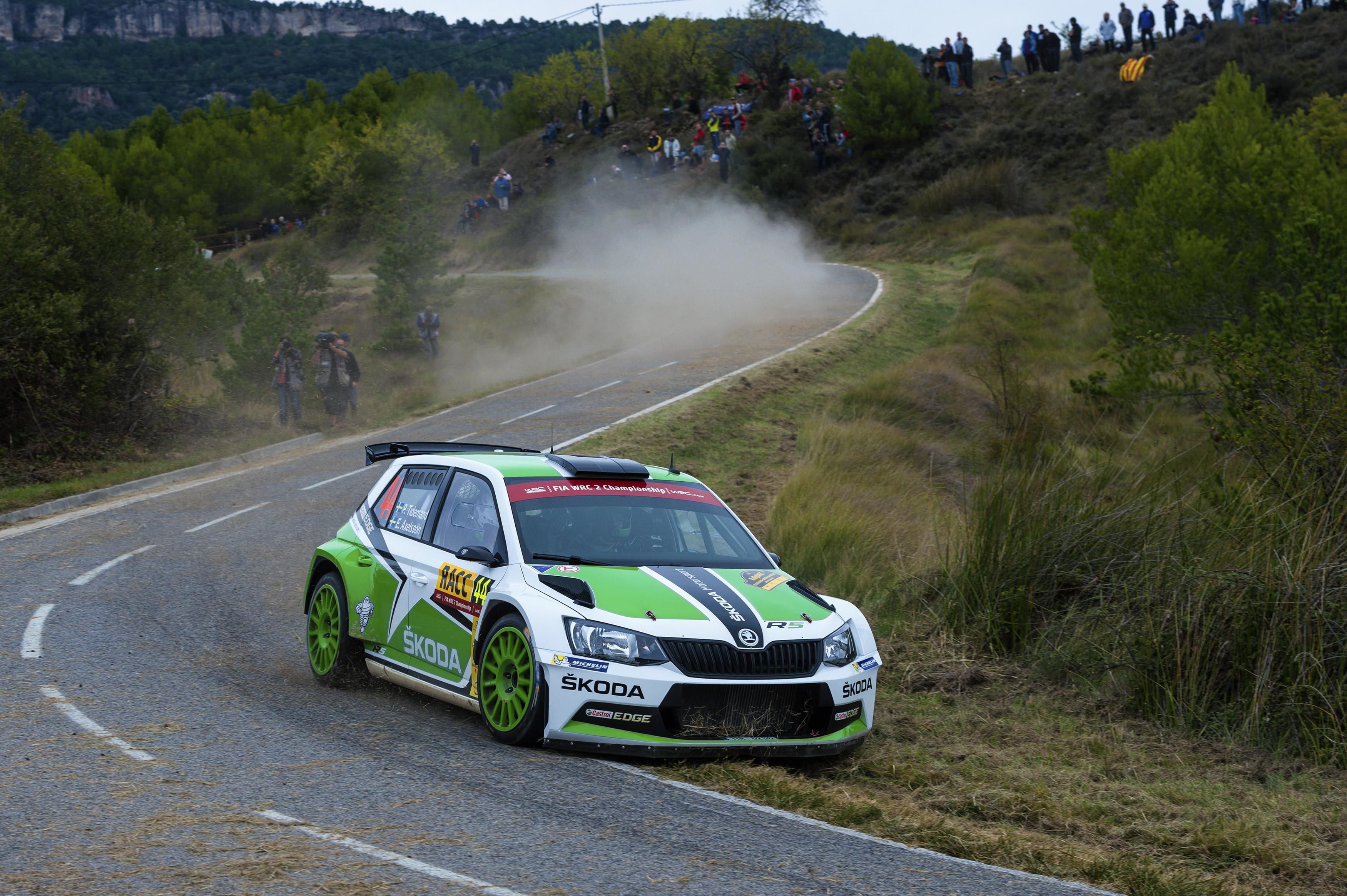 Neuville vs Ogier, atto terzultimo al Rally di Spagna-Catalogna