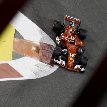"""Ad Abu Dhabi le Ferrari sono state frenate dai consumi. Raikkonen: """"Andavamo a velocità di crociera"""""""