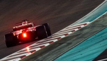 Va a Vettel il Day 2 dei test ad Abu Dhabi. Bene Leclerc, Kubica si migliora di 2″