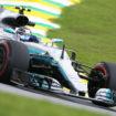 Ad Interlagos Hamilton va a muro, Bottas va in Pole! Subito dietro le Ferrari e Verstappen