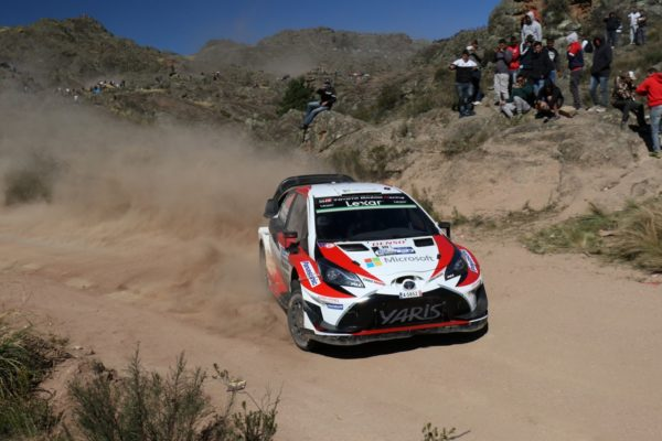 WRC Rally Argentina, Villa Carlos Paz 27 - 30 April 2017