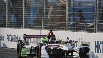Finale thriller per il 2° ePrix di Hong Kong: Mortara in testacoda, a vincere è Daniel Abt
