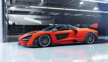 Ispirata ad una lacrima, senza motori elettrici e con un costo di 945.500 €: ecco a voi la McLaren Senna