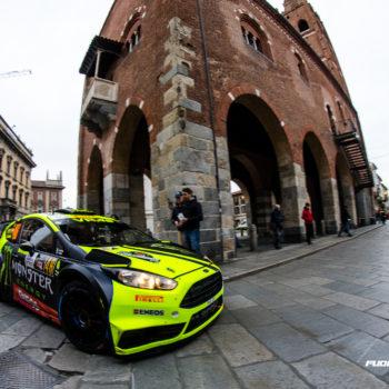 Al Rally di Monza Rossi si prende la vetta, ma Bonanomi insegue da vicino. Mikkelsen e Neuville perdono terreno