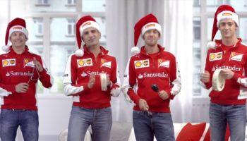 I 15 comportamenti tipici dell'appassionato di motorsport durante le feste natalizie