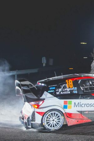 La rivoluzione di WRC+: nel 2018 diretta live di tutte le PS!