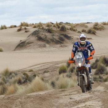 """Dune insidiose e altitudini vertiginose su un percorso """"più tecnico e più pericoloso"""": Alessandro Ruoso ci racconta la sua Dakar"""