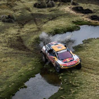 Peterhansel e Meo si prendono il Day 8 della Dakar. Ritirato De Soultrait, annullata la nona tappa!