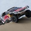 Loeb guida la tripletta Peugeot nel Day 4 della Dakar. Guai per Despres ed Al-Attiyah, fuori Sunderland!