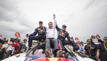 De Villiers e Benavides si prendono il Day 14, ma è tutto inutile: la Dakar 2018 va a Sainz e a Walkner!