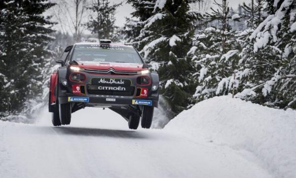 AUTO - WRC SWEDEN RALLY 2018