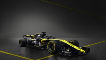 """Renault, arriva la R.S.18. Abiteboul: """"Vogliamo tornare a stare con i primi"""""""