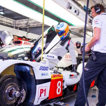 """Posticipata la 6 Ore del Fuji: Alonso potrà partecipare. E intanto il #14 testa la TS050: """"E' un'astronave!"""""""