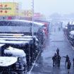 Al Montmelò arriva la neve. E la Williams blocca il prolungamento della sessione fino a venerdì