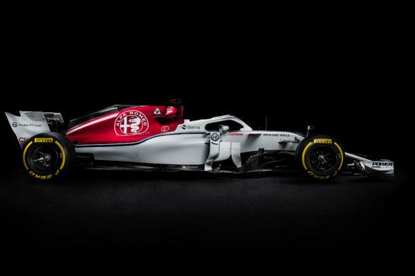 © Alfa Romeo Sauber F1 Team Press
