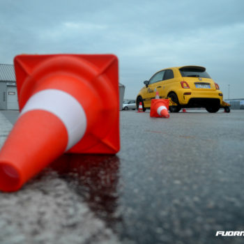 Un giorno da concorrenti del Rally Italia Talent: skid, Abarth e qualche consiglio per le selezioni…