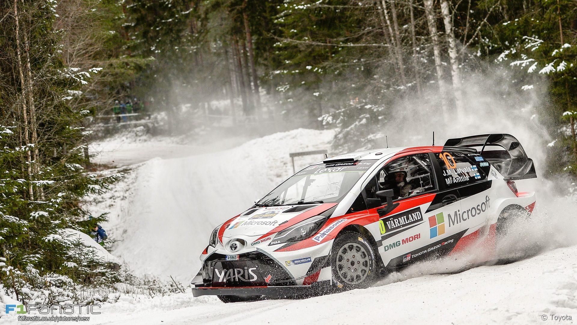 Mettete le chiodate: è giunto il weekend del Rally di Svezia