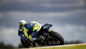 A tu per tu con Andrea Locatelli: tra Moto2, Moto E e VR46