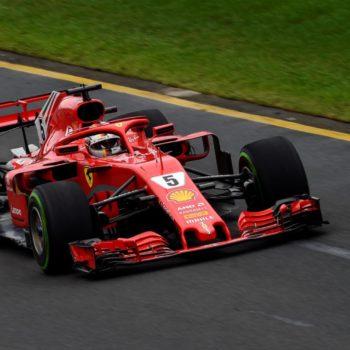 Nelle umide FP3 di Melbourne è 1-2 Ferrari. 3° Ericsson, ad oltre 8″ le Mercedes