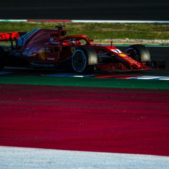 Test Barcellona, Day 4: Raikkonen chiude davanti, la Mercedes fa 201 giri! 2° Alonso