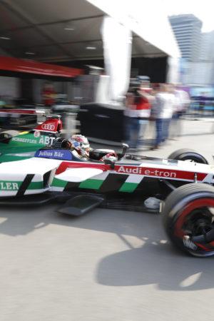 Formula E, 01 Hong Kong 2017/2018