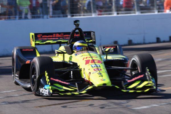 Riparte l'IndyCar: il debuttante Wickens impressiona, ma Bourdais vince al suo posto