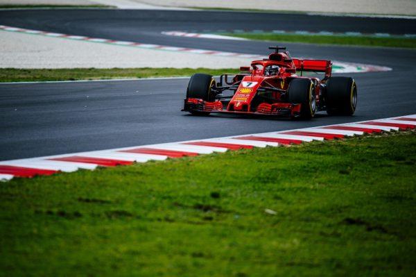 Copyright Ferrari